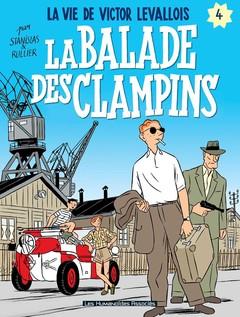 Victor Levallois - Numérique T4 : La balade des clampins