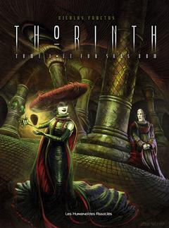 Thorinth - Numérique T1 : Le Fou sans nom
