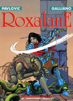 Roxalane - Numérique T1 : Roxalane