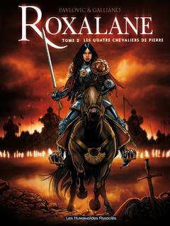 Roxalane - Numérique T2 : Les Quatre chevaliers de pierre