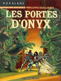 Roxalane - Numérique T4 : Les Portes d'Onyx
