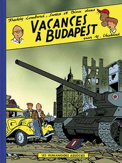Freddy Lombard - Numérique : Vacances à Budapest