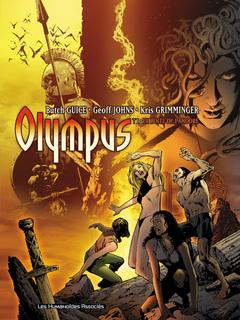 Olympus - Numérique T1 : La Boîte de Pandore