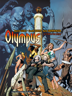 Olympus - Numérique T2 : Le Temple des Dieux