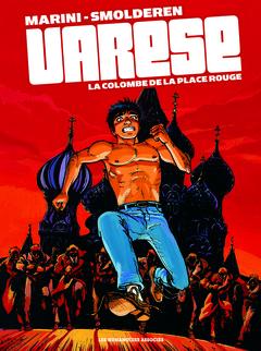 Olivier Varèse - Numérique : La Colombe de la Place Rouge