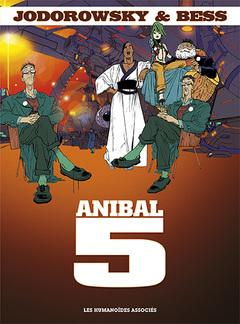 Anibal Cinq - Intégrale 40 ans