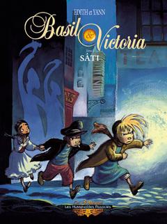 Basil et Victoria - Numérique T1 : Sâti