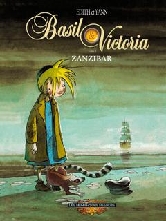 Basil et Victoria - Numérique T3 : Zanzibar