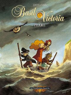 Basil et Victoria - Numérique T4 : Pearl