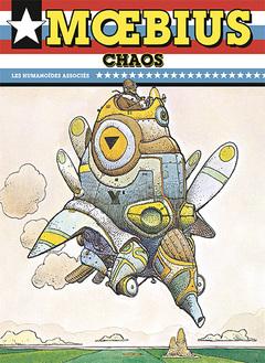 Mœbius Œuvres : Chaos - USA