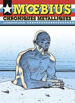 Mœbius Œuvres : Chroniques métalliques - USA
