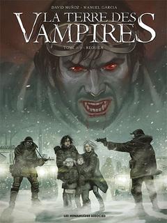 La Terre des vampires - Numérique T2 : Requiem