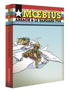 Mœbius Œuvres - Coffret : Arzach & Le Bandard fou USA