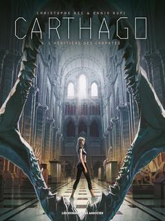 Carthago T6 : L'Héritière des Carpates