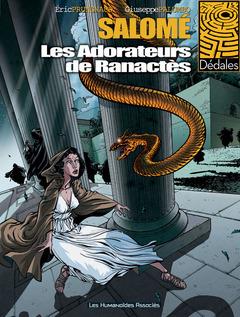 Salomé - Numérique T2 : Les Adorateurs de Ranactès