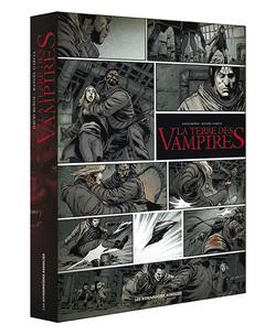La Terre des vampires - Coffret T1 à 3