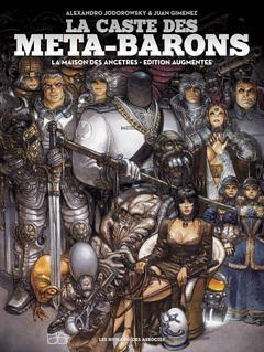 La Caste des Méta-Barons : La Maison des ancêtres