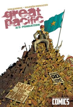Great Pacific - Intégrale numérique T2 : Fondation (T7 a T12)