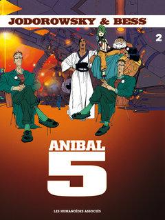 Anibal Cinq - Numérique T2 : Chair d'Orchidée pour le Cyborg