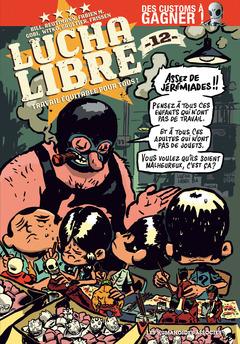 Lucha Libre - Numérique T12 : Travail équitable pour tous!