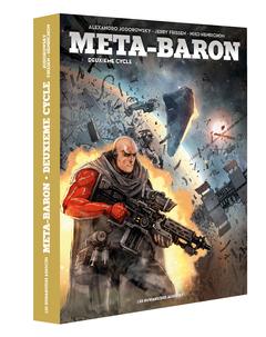 Méta-Baron - Coffret : T3 & 4