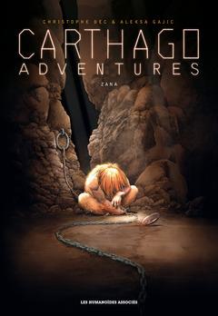 Carthago Adventures - Numérique T5 : Zana