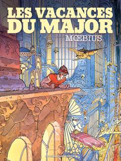 Mœbius Œuvres - 30*40 : Les Vacances du Major