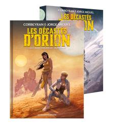 Les Décastés d'Orion - Intégrale sous coffret