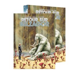 Retour sur Belzagor - Intégrale sous coffret