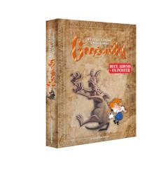 Gargouilles - Coffret de noël : T1 & T2 (+Poster)