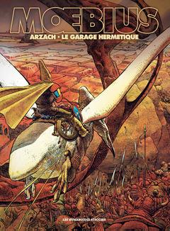 Mœbius Œuvres - Diptyque : Arzach & Le Garage hermétique