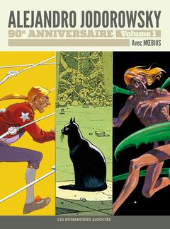 Jodorowsky 90 ans T1 : Les Yeux du chat - L'Incal