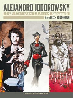 Jodorowsky 90 ans T9 : Juan Solo - Pietrolino
