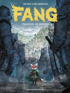 Fang T1 : Chasseuse de démons