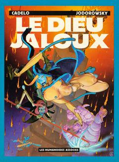 La Saga d'Alandor - Numérique T1 : Le Dieu jaloux