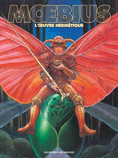 Mœbius Œuvres - Intégrale : L'Œuvre hermétique