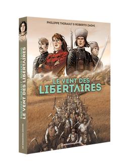 Le Vent des libertaires - Coffret T1 +2