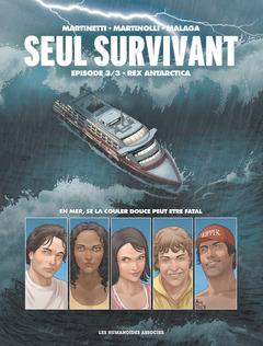 Seul survivant - Numérique T3 : Rex Antarctica