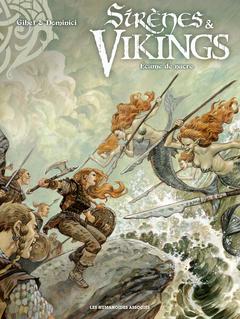 Sirènes et vikings T2 : Écume de nacre