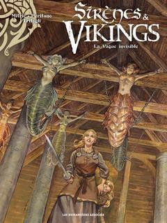 Sirènes et Vikings T4 : La Vague invisible