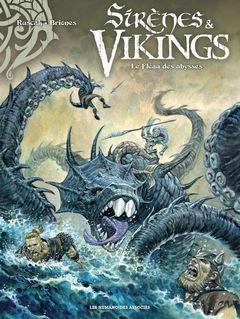 Sirènes et vikings T1 : Le Fléau des abysses