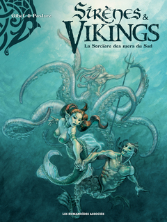 Sirènes et Vikings T3 : La Sorcière des mers du Sud