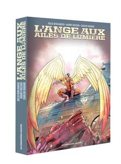 L'Ange aux ailes de lumière - Coffret T1+2
