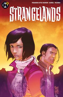 Strangelands - Numérique C2