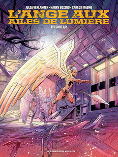 L'Ange aux ailes de lumière - Numérique T2