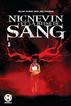 Nicnevin et la reine de sang - Numérique Chap. 3