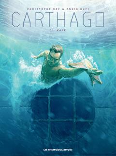Carthago - Numérique T11 : Kane