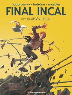 Final Incal - Intégrale numérique (Inclut Après L'Incal)