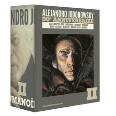 Jodorowsky 90 ans - Coffret V2