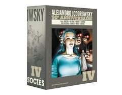 Jodorowsky 90 ans - Coffret V4